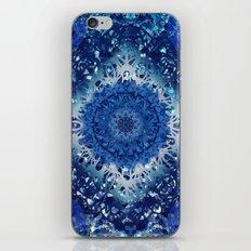 Diamond Pool Mandala iPhone & iPod Skin