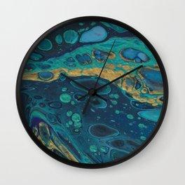Andromeda - Volume 4 Wall Clock
