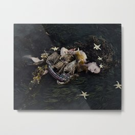 l'Enchanteresse Metal Print
