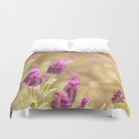 hat Duvet Covers featuring Top Hat by Dena Brender Photography