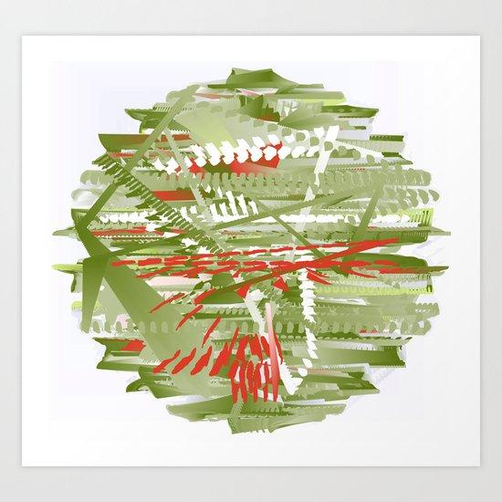 BHOGA Art Print