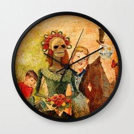 le mariage de Marcel et Lucette Wall Clock