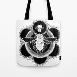 Globular cluster cicada Tote Bag