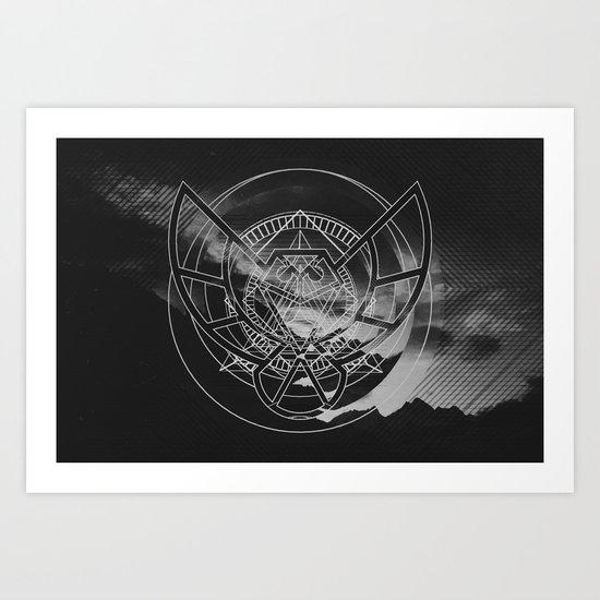 Forma 12 Art Print