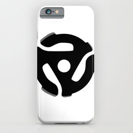 Record Spider iPhone Case