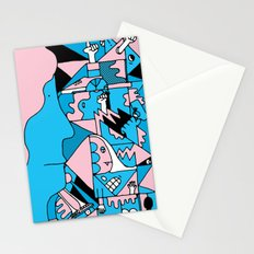 Study no. 3 Stationery Cards
