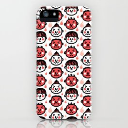 i am mad iPhone Case