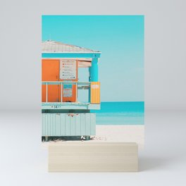 Santa Monica / California Mini Art Print