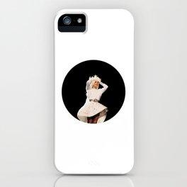 Lady Seashell Bikini iPhone Case