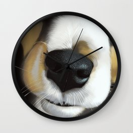 Booper Wall Clock