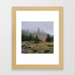Old Man of Storr Framed Art Print