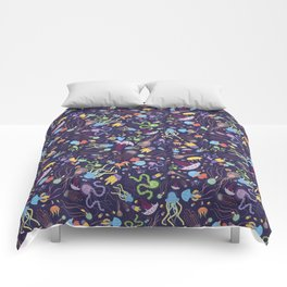 Rainbow Jelly Comforters