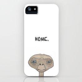 ET phone home iPhone Case