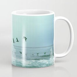 Aerodynamics Coffee Mug