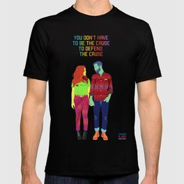 You don't have to be the cause T-shirt