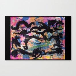 FLEXIBLE Canvas Print