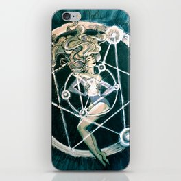 Call of the Abyss iPhone Skin