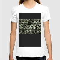 tigers T-shirts featuring Tigers by Camille Hermant