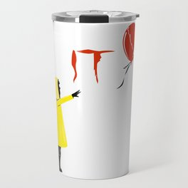 IT clown Pennywise Travel Mug