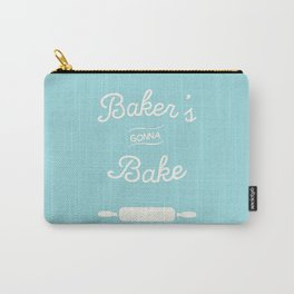 Baker's Gonna Bake Carry-All Pouch