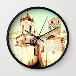 Church Wall Clock