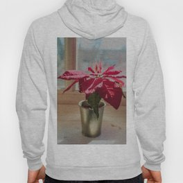 Painted Poinsettia Hoody