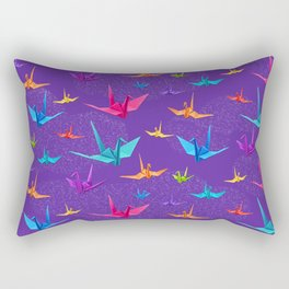Tsurus 1 Rectangular Pillow