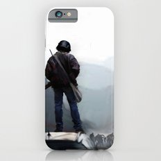 Zombies in the Distance iPhone 6s Slim Case