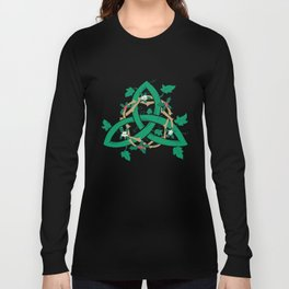 The Holly And The Ivy Long Sleeve T-shirt