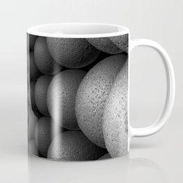 Black and White Bilateral Coffee Mug