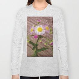 Urban Flower Long Sleeve T-shirt