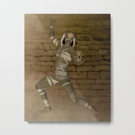 Time is running out Metal Print