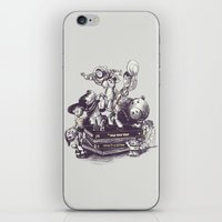toy story iPhone & iPod Skins featuring Toy Story by Alex Solis