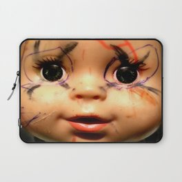 Punk Baby Laptop Sleeve