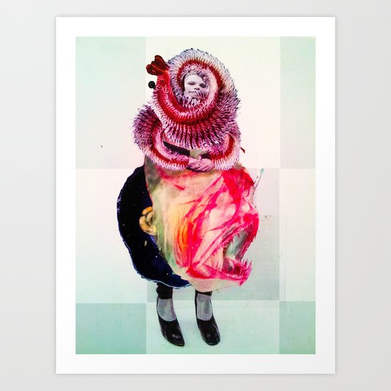 Princess Nerris Art Print