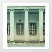 italy Canvas Prints featuring Italy by Ivan Kolev
