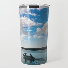Boating Date Travel Mug