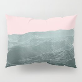Smoky Mountain Summer Pillow Sham