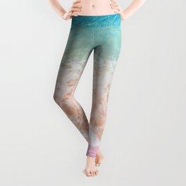 PINK SAND Leggings