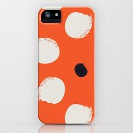 Dark Places - Pattern 1 iPhone Case