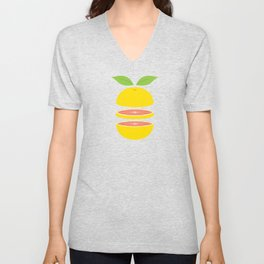 Grapefruits Unisex V-Neck
