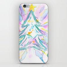 Xmas Tree iPhone & iPod Skin