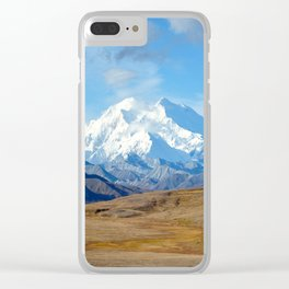 Denali Clear iPhone Case