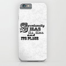 Spontaneity Slim Case iPhone 6s