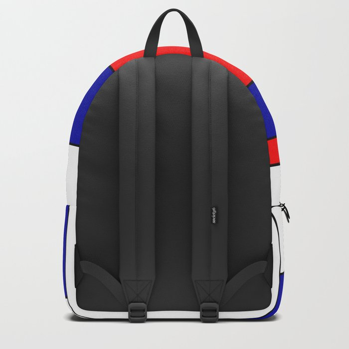 Mondrian #38 Backpack