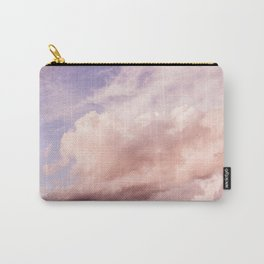 Perfect Pink Summer Sky Nature Photography Carry-All Pouch