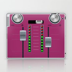 The sound system pink Laptop & iPad Skin