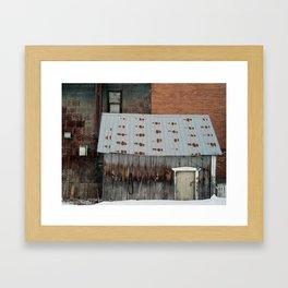 Carp, Ontario, 2013 Framed Art Print