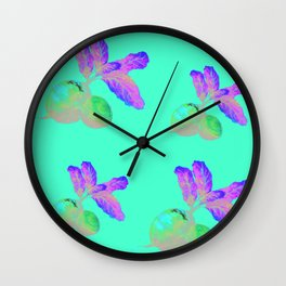 Drop The Beet Wall Clock