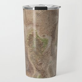 Acrylic Flow #0303 - Cafe Condescension Travel Mug
